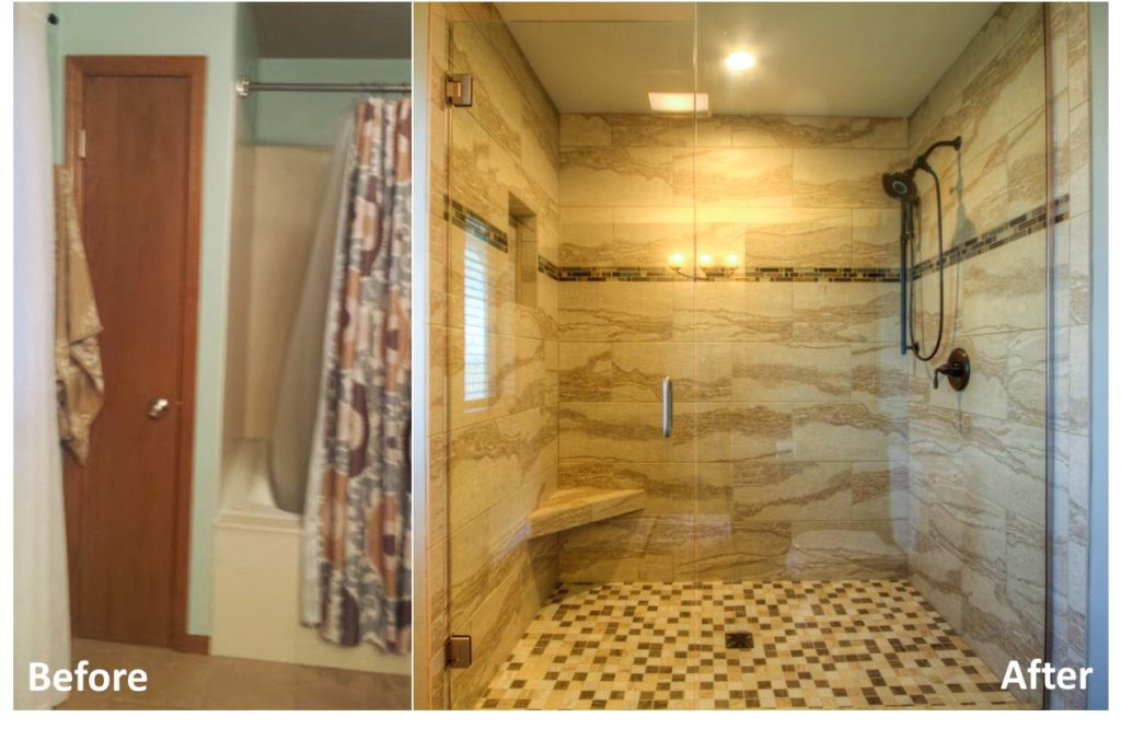 Bathroom Renovation | Madison WI | DC Interiors and Renovations