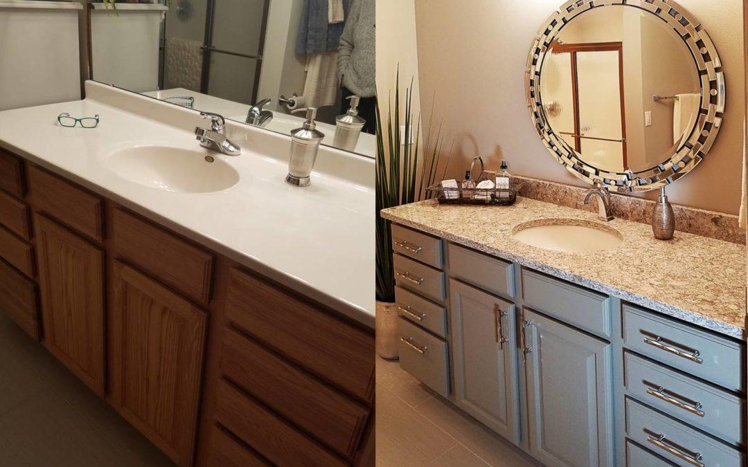 Bathroom Renovation Enhances Lifestyles