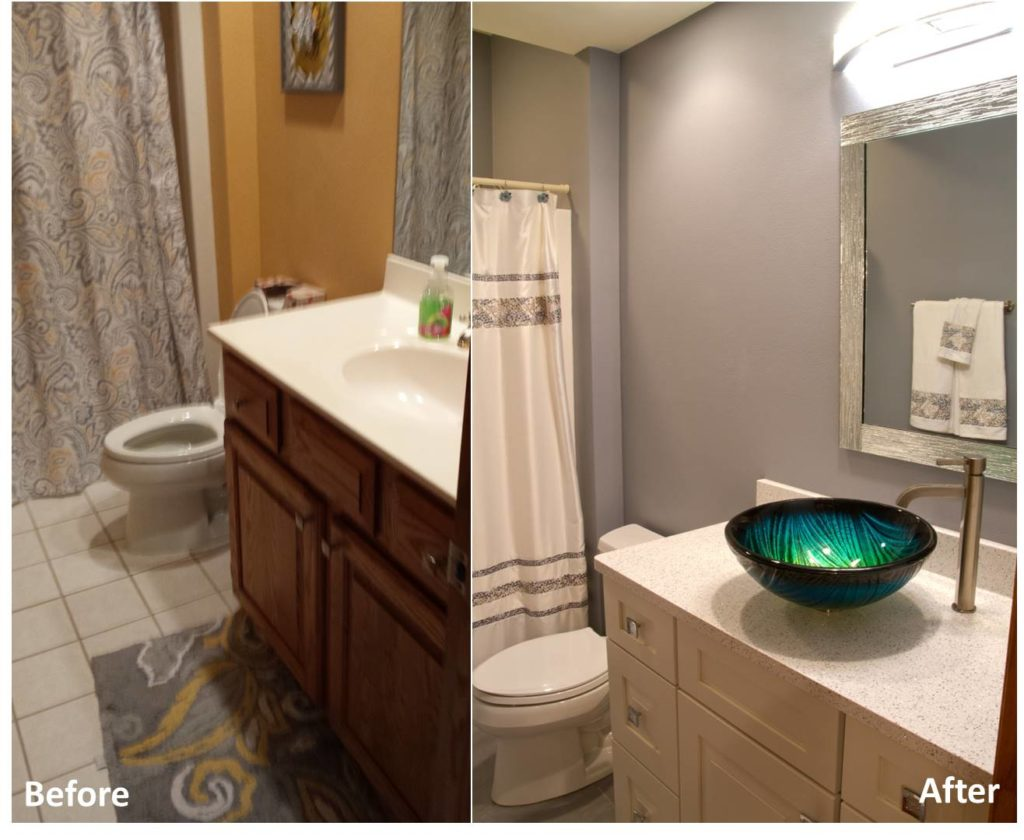 Bathroom Sinks | Madison WI | DC Interiors and Renovations