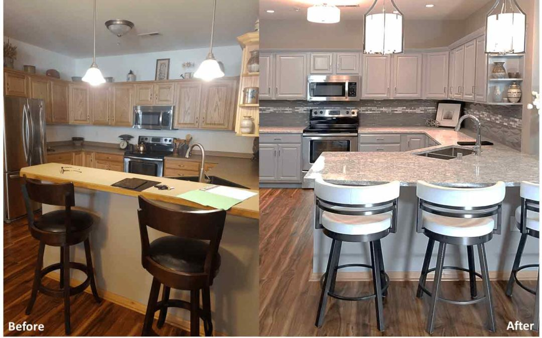 Modern Kitchen Design Brings Dream To Life