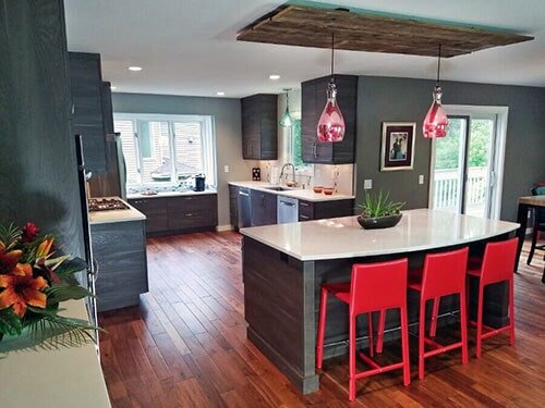 Home Remodel Benefits From Designer Touches
